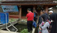 Kunjungan Dinas Kelautan dan Perikanan Kab. Sukabumi