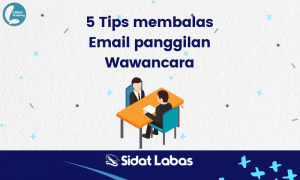 5 tips membalas email panggilan wawancara