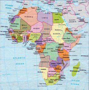 Sidat asli Benua Afrika