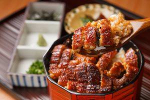 Hidangan Unagi di Jepang